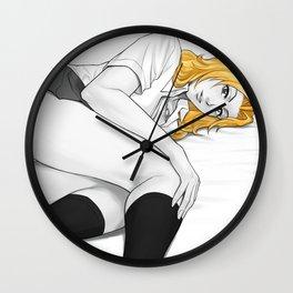 Rangiku Matsumoto  II Wall Clock