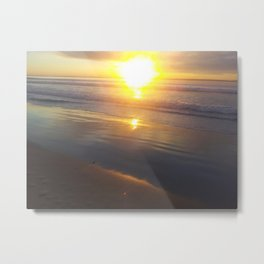 Dawns Early Light - Vincentia, Jervis Bay Metal Print
