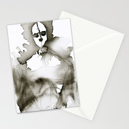 Porous Physique Stationery Cards