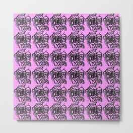 Jen Art........lots (number 10) Metal Print