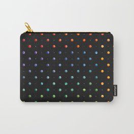 Polka in Space (3) Carry-All Pouch