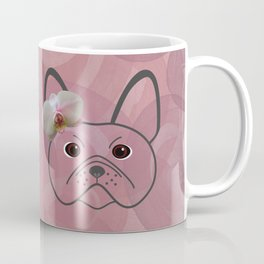Frenchie Girl Coffee Mug