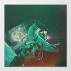 Project Apollo - 1 Canvas Print