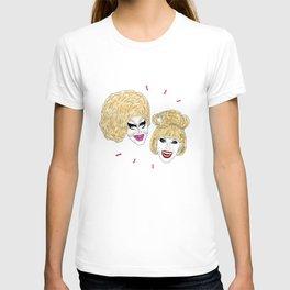 UNHhhh - Trixie and Katya T-shirt