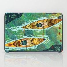 Kayaking iPad Case
