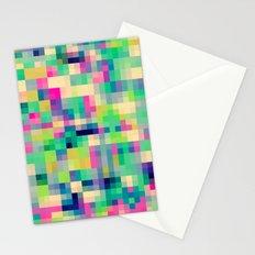 Pixeland Stationery Cards