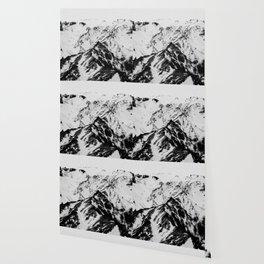 Minimalist Mountains Wallpaper