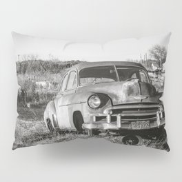 West Texas Junk Yard Pillow Sham