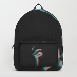 she's not alone anymore Backpack