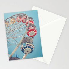The Ferris Wheel 2 Stationery Cards