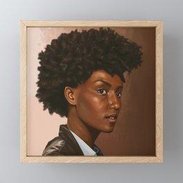 Farah Black - Dirk Gently's Holistic Detective Agency Framed Mini Art Print