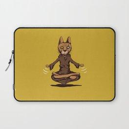 Jedi cat Laptop Sleeve
