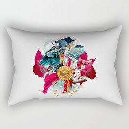 Carpe mortem Rectangular Pillow