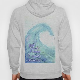 Grace Abounds In Deepest Waters Hoody