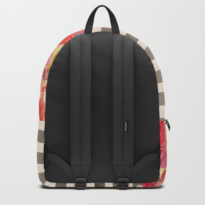 Vintage Floraline Backpack