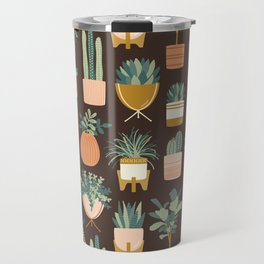 Cacti & Succulents Travel Mug