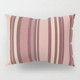 Striped Pattern (quiet shades of brown) Pillow Sham