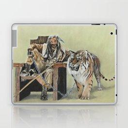 King Ezekiel and Shiva Laptop & iPad Skin