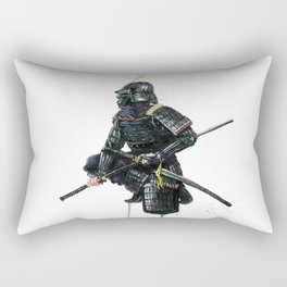 Samurai Rectangular Pillow
