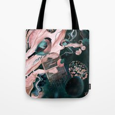 flower egg Tote Bag