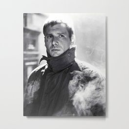 harrison ford blade runner 2049 Metal Print