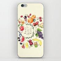 home sweet home iPhone & iPod Skins featuring Home Sweet Home by Brooke Weeber