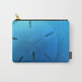 Six Keyhole Sand Dollar Carry-All Pouch
