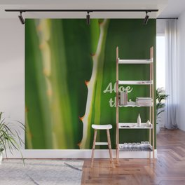 Aloe There Wall Mural