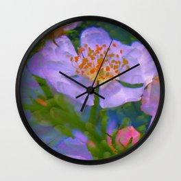Intoxicating Beauty Wall Clock