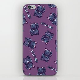 Hanami Maneki Neko: Ren iPhone Skin