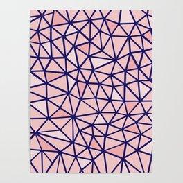 Broken Blush Poster