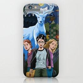 Potter Universe iPhone Case