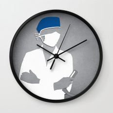 Anesthesiology Wall Clock