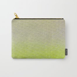 Gradient watercolor - lemon yelllow Carry-All Pouch