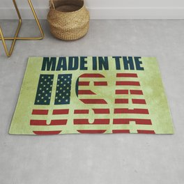 MADE IN THE USA Pop Art Rug