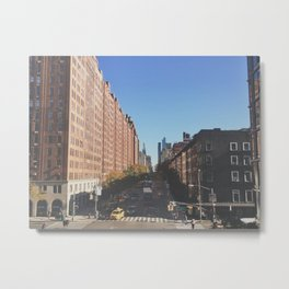 NYC Highline Metal Print