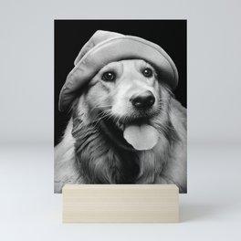 SCOUT Mini Art Print