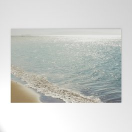 beauty and the beach Welcome Mat