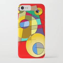 Abstract #51 iPhone Case