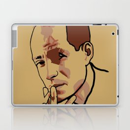 Jacques Roumain Laptop & iPad Skin