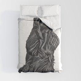 The best friend - Cocker Spaniel Comforters