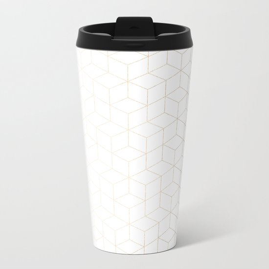 Future Metal Travel Mug