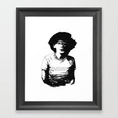 Awesome! Framed Art Print