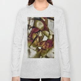 The obsolete shapes Long Sleeve T-shirt