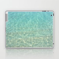 Colors of the Sea Water - Clear Turquoise Laptop & iPad Skin