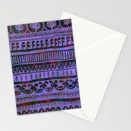 Noni- Purple Stationery Cards