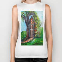 Outhouse - PRIVY Biker Tank