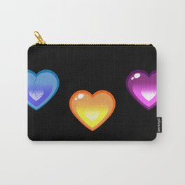 Lewis Hearts Carry-All Pouch