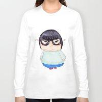 korea Long Sleeve T-shirts featuring Korea by amaiaacilu