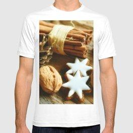 Cinnamon stars T-shirt